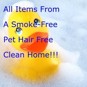 All Items From Smoke-Free Pet Hair Free Clean Home